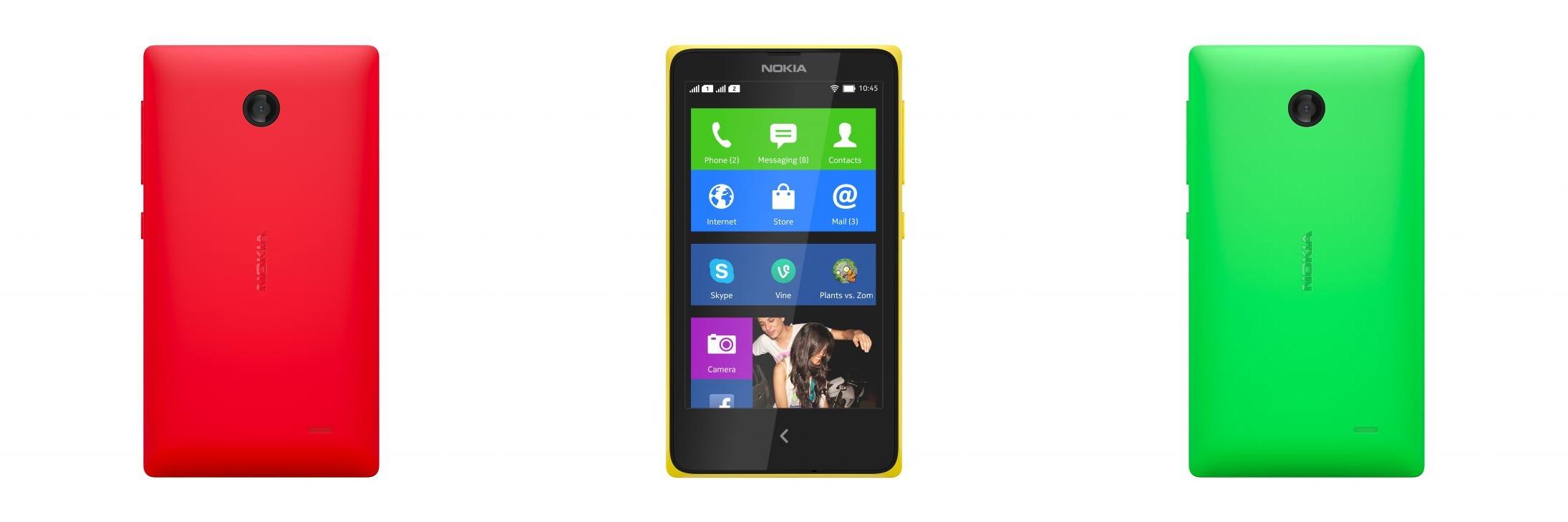 Nokia X Android telefon hakkında bilmek istediğiniz her şey