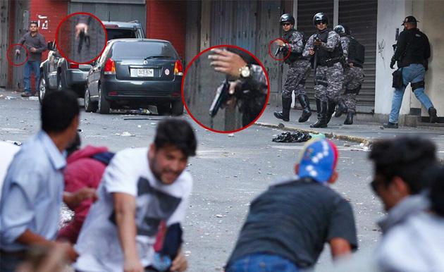 Twitter Venezuela'nın protesto görüntülerinin yayılmasını önlemek için engellendiğini iddia ediyor