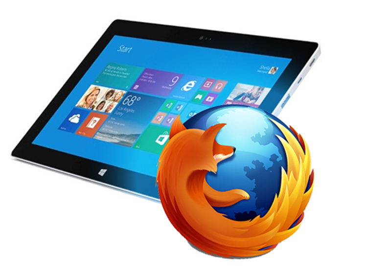Mozilla Windows 8 Metro için Firefox çalışmalarını askıya aldı