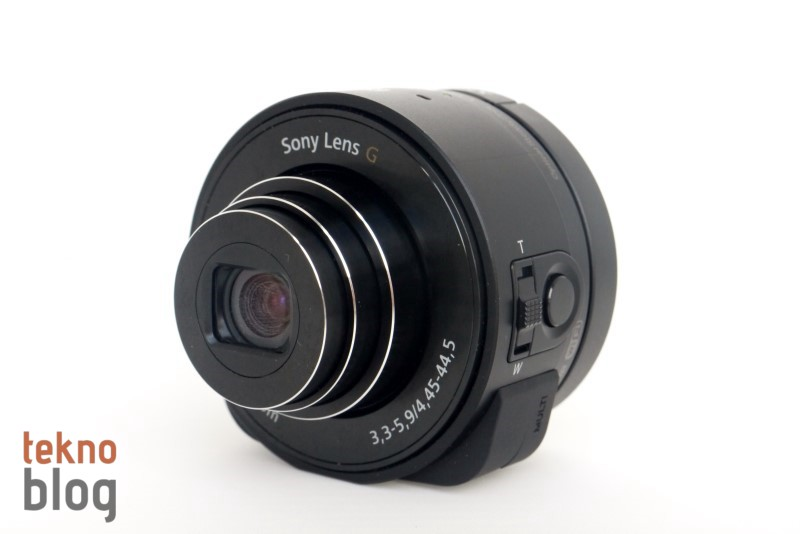 Sony Cyber-shot QX10 İncelemesi