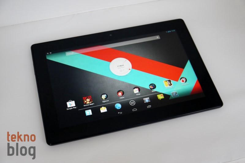 Vodafone Smart Tab III 10″ İncelemesi