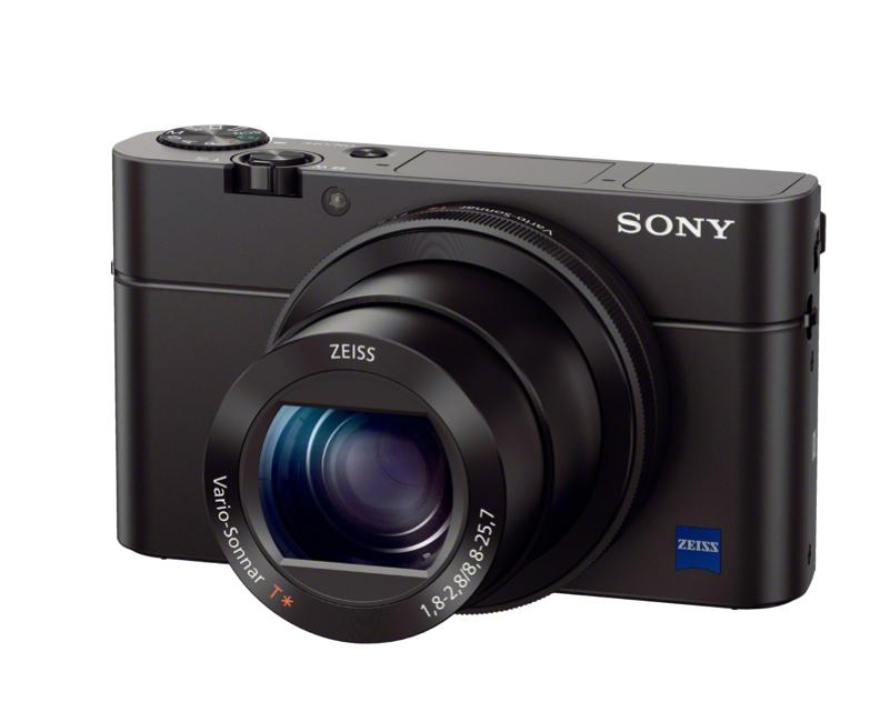 Sony Cyber-shot RX100 III: Dahili elektronik vizör, daha geniş açı, daha hızlı lens