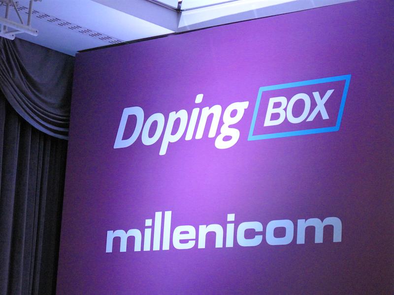 DopingBox eğlenceyi ve Android deneyimini televizyona taşıyor