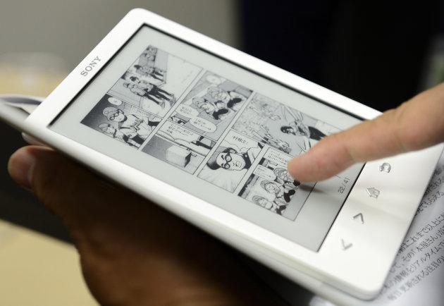 Sony e-kitap okuyucu işinden tamamen çıkıyor