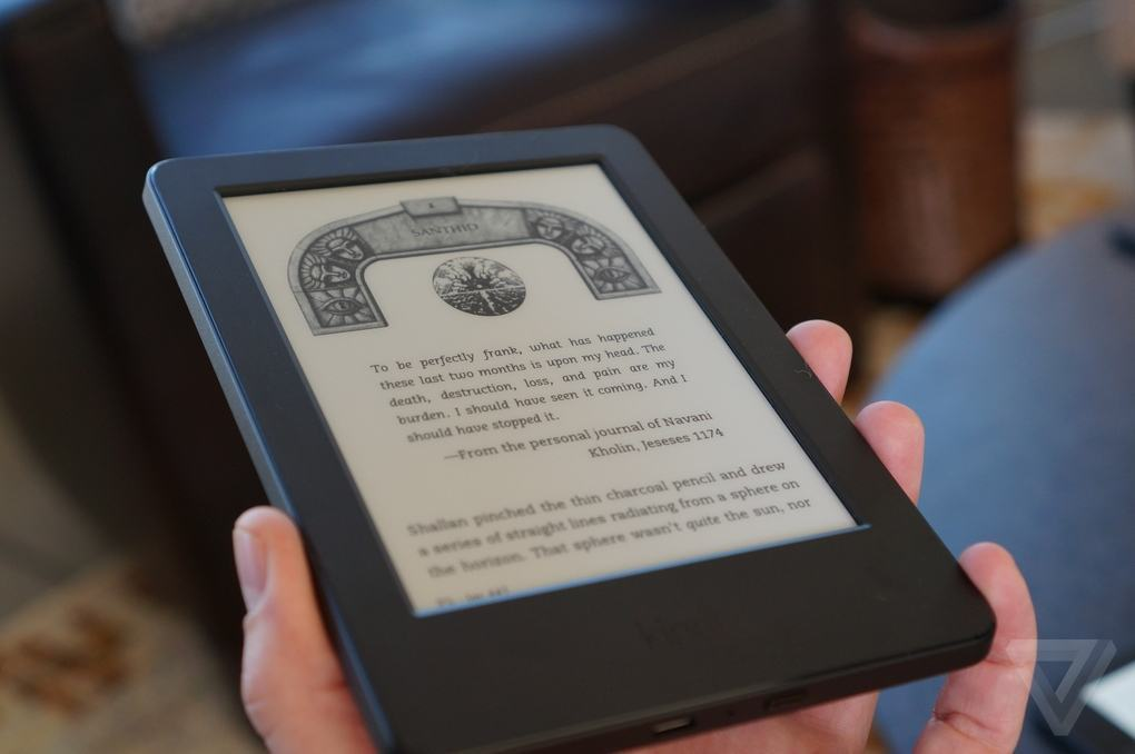 amazon kindle e-kitap