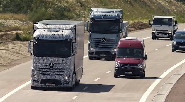 Mercedes CES 2015'te kendi kendine giden araçları konuşacak, yeni konseptini sergileyecek