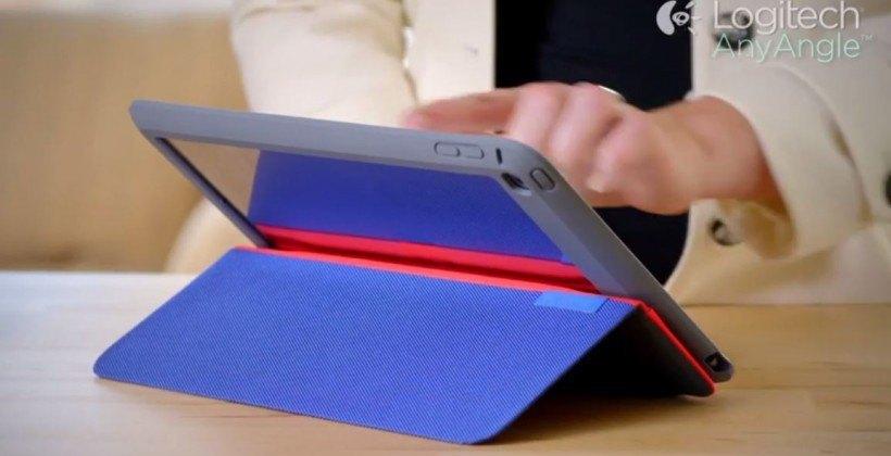 Logitech AnyAngle ile iPad'inizi her açıda kullanın