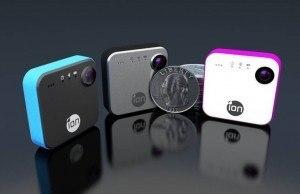 iON SnapCam 8 megapiksel giyilebilir kamera ile internetten canlı yayın mümkün