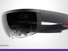 Microsoft artırılmış gerçeklik deneyimi Windows Holographic'i ve HoloLens başlığı tanıttı