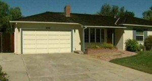 Steve Jobs'un büyüdüğü evin garajı biyografik film için hazırlanıyor