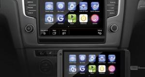 VW 2015 model otomobillerine CarPlay, Android Auto ve MirrorLink desteği ekliyor