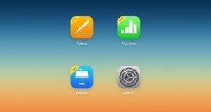 iCloud için iWork uygulamalarına erişmek için Apple cihazına gerek kalmadı