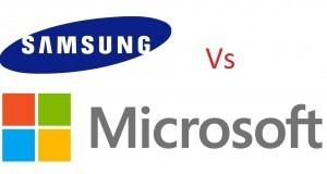 Microsoft ve Samsung Android telifleri konusunda uzlaşmaya vardı