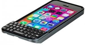 BlackBerry Typo'nun iPhone klavyesi üretimine son verdi