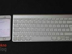 Nasıl Yapılır: iPhone ile Bluetooth klavyeyi bağlama