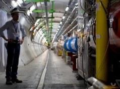 Büyük Hadron Çarpıştırıcısı daha fazla enerjiyle yeniden çalışmaya başlıyor