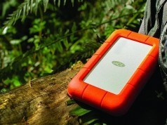 LaCie Rugged Thunderbolt taşınabilir sürücü 1 TB SSD ile geliyor