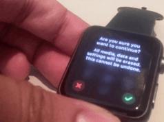 Çalıntı bir Apple Watch'u satmak çok zor değil