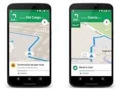 Google Haritalar güncellemeyle daha detaylı trafik özelliklerine kavuşuyor