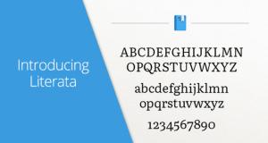 Google'ın yeni yazı tipi Literata e-kitapları güzelleştiriyor