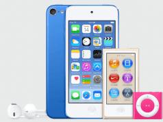 Apple iPod serisini yeni renklerle tazelemeyi planlıyor
