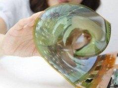 LG esnek OLED ekran üretimi için yeni tesis kuruyor