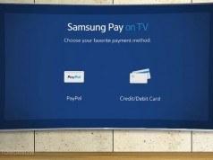 Samsung Pay'den akıllı televizyonlarda faydalanılacak