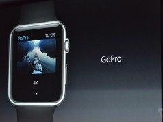Facebook Messenger ve GoPro yeni Apple Watch uygulamaları arasında yer alıyor