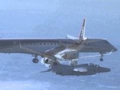 Video: Japonya'nın ilk ticari jetinin ilk uçuşunu izleyin