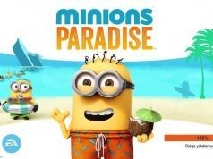 Minions Paradise: Minyonlar ıssız adayı tatil köyüne dönüştürüyor