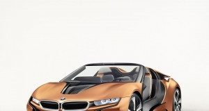BMW i8 Spyder gün yüzü görmemiş teknolojiler vadediyor