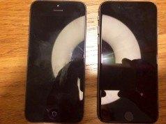Bu fotoğraftaki telefon iPhone 5se mi?