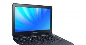 Samsung Chromebook 3 ile daha yüksek pil ömrü