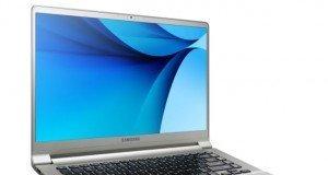 Samsung'dan süper ince ve hafif Notebook 9 Series dizüstü bilgisayarlar