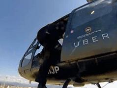 Uber helikopter servisi için Airbus ile birlikte çalışıyor