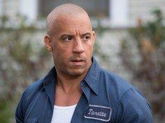 Vin Diesel Fast and Furious 8 için hazırlanan ilk afişi paylaştı