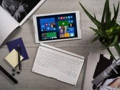 Alcatel Plus 10 4G LTE özellikli klavyesiyle Windows 10'u her yerde sunuyor