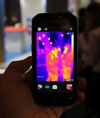 Cat S60 Ön İnceleme: Termal kameralı akıllı telefon