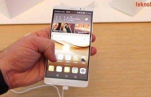 Huawei Mate 8 Ön İnceleme