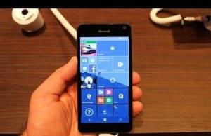 Microsoft Lumia 650 Ön İnceleme