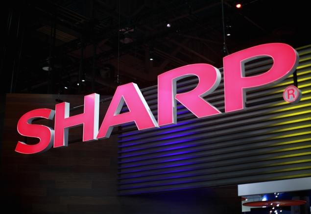 sharp iphone oled