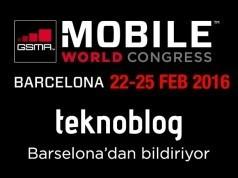 MWC 2016'yı Barselona'dan bildiren Teknoblog ile takip edin