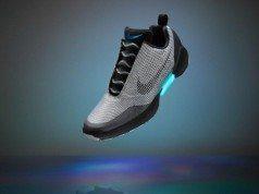 Nike HyperAdapt 1.0 bağcıklarını kendisi bağlayacak