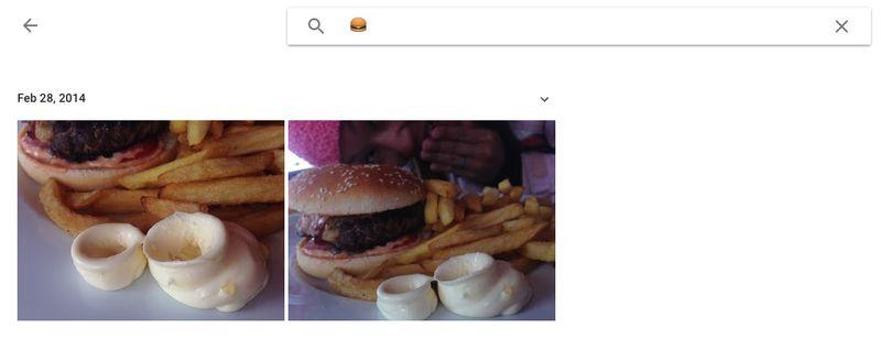 google fotograflar emoji arama motoru