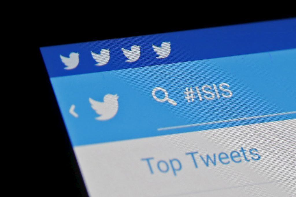 Twitter IŞİD