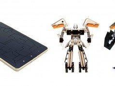 Xiaomi tablet Transformers robotuna dönüşüyor