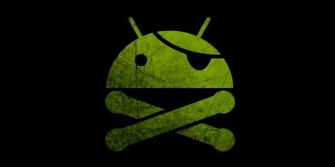 android korsanlari