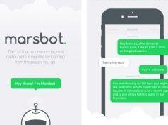 Foursquare Marsbot ile bot işine giriyor