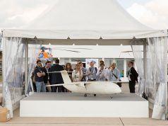 Airbus Thor: Parçaları 3D yazıcıyla üretilen drone