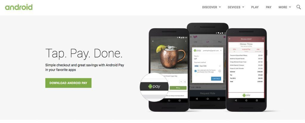 google android pay